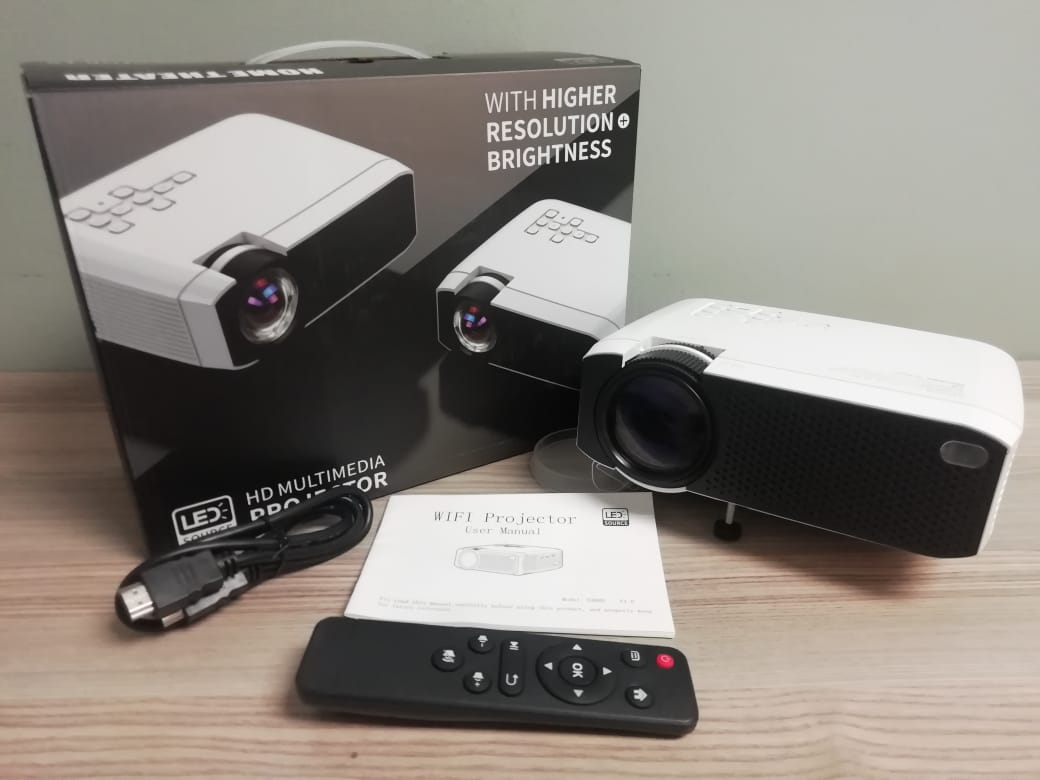 1600 Lumen HD Multimedia projectors - Brand new