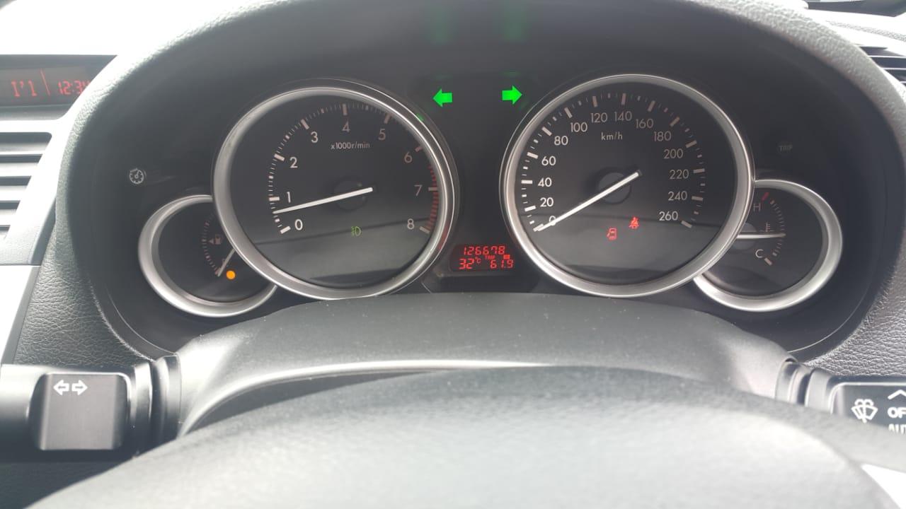 2012 Mazda 6 Mazda 2.0 Active