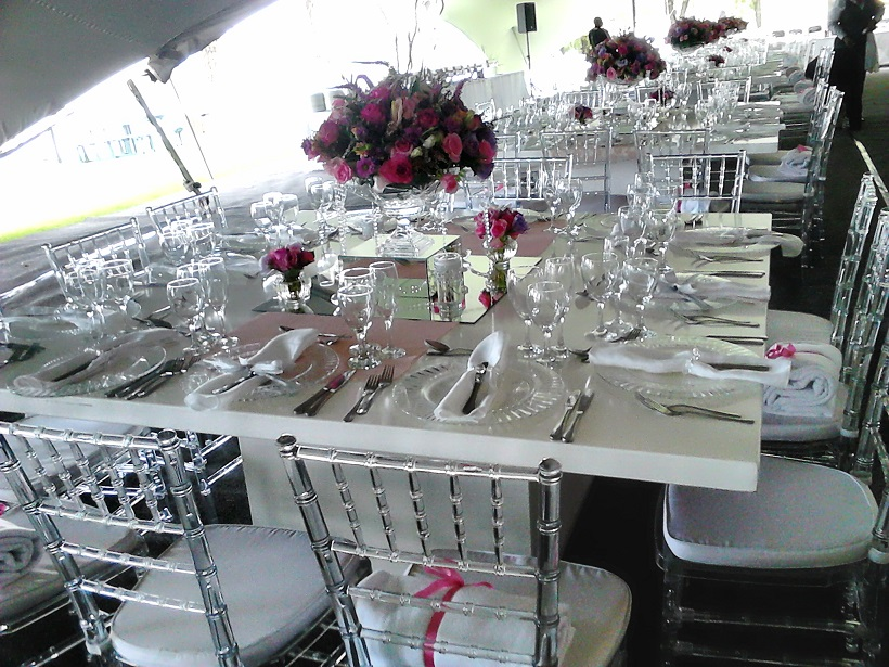Clear TIFFANY CHAIRS for sale/ Low Price!
