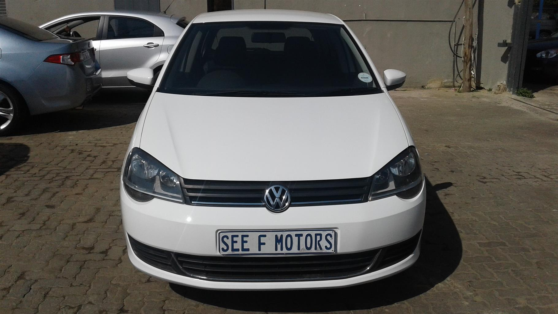 2015 VW Polo 1.2TSI Trendline  390a2dfee88f5