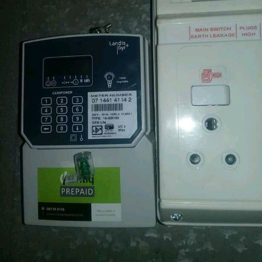Sub Prepaid meters for tenants | Junk Mail
