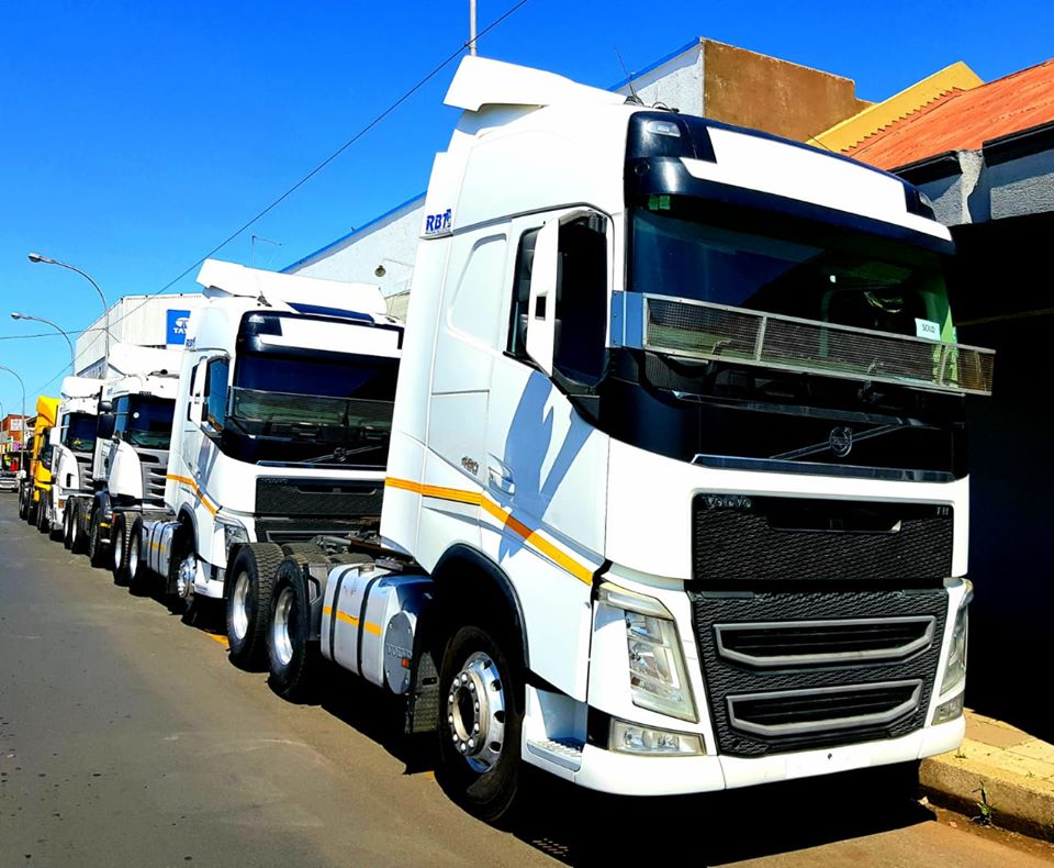 2016 Volvo FH480 6x4 Globetrotter Truck Tractor