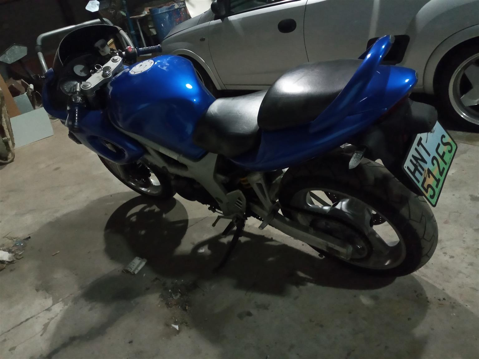 Suzuki SV650 for sale.km 50300