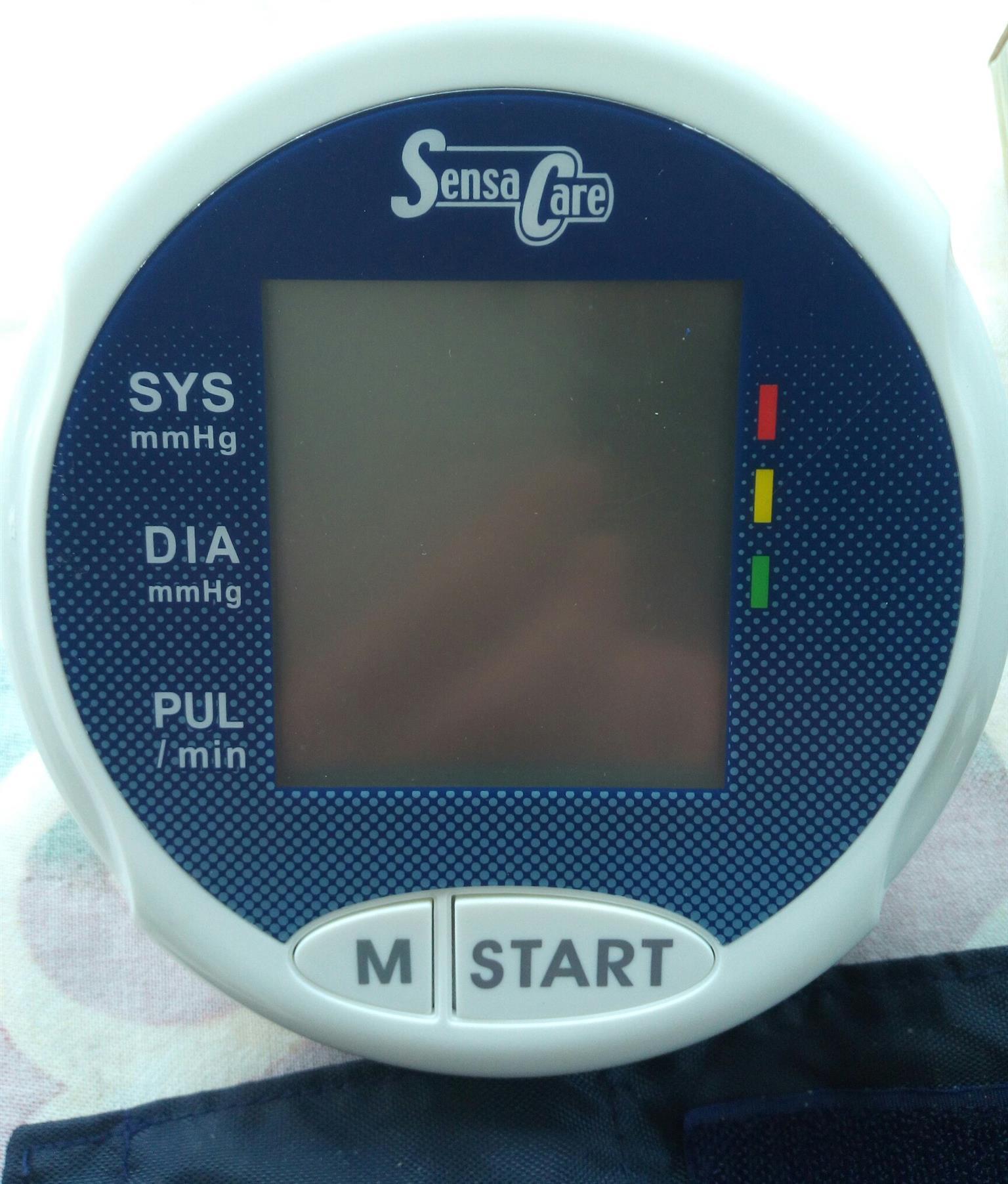 AUTOMATED BLOOD PRESSURE MONITOR UNUSED- FOR SALE