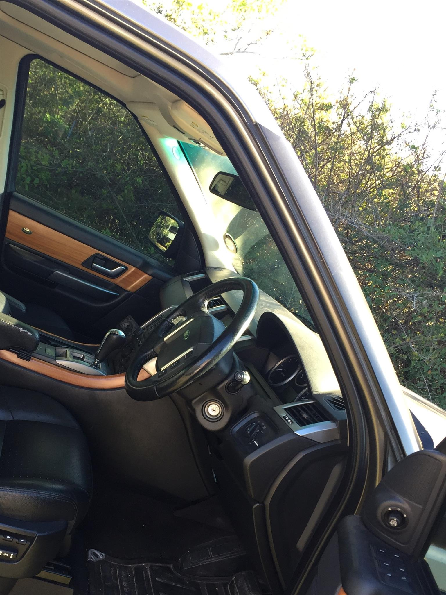 2007 Land Rover Range Rover Sport TDV8
