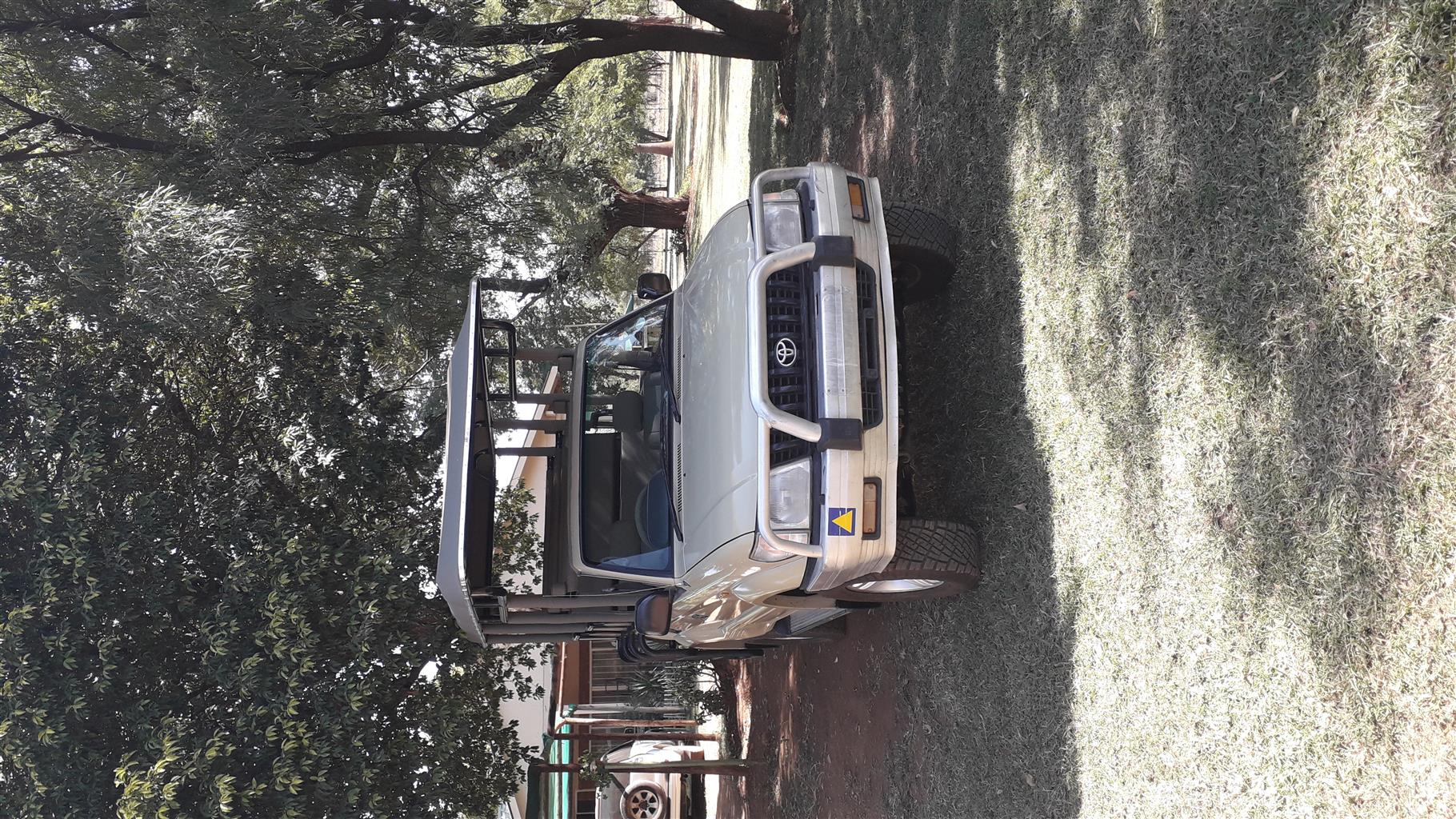 1998 Toyota Land Cruiser Prado 3.0DT VX