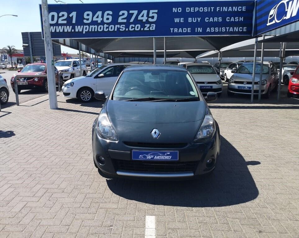 2013 Renault Clio 3