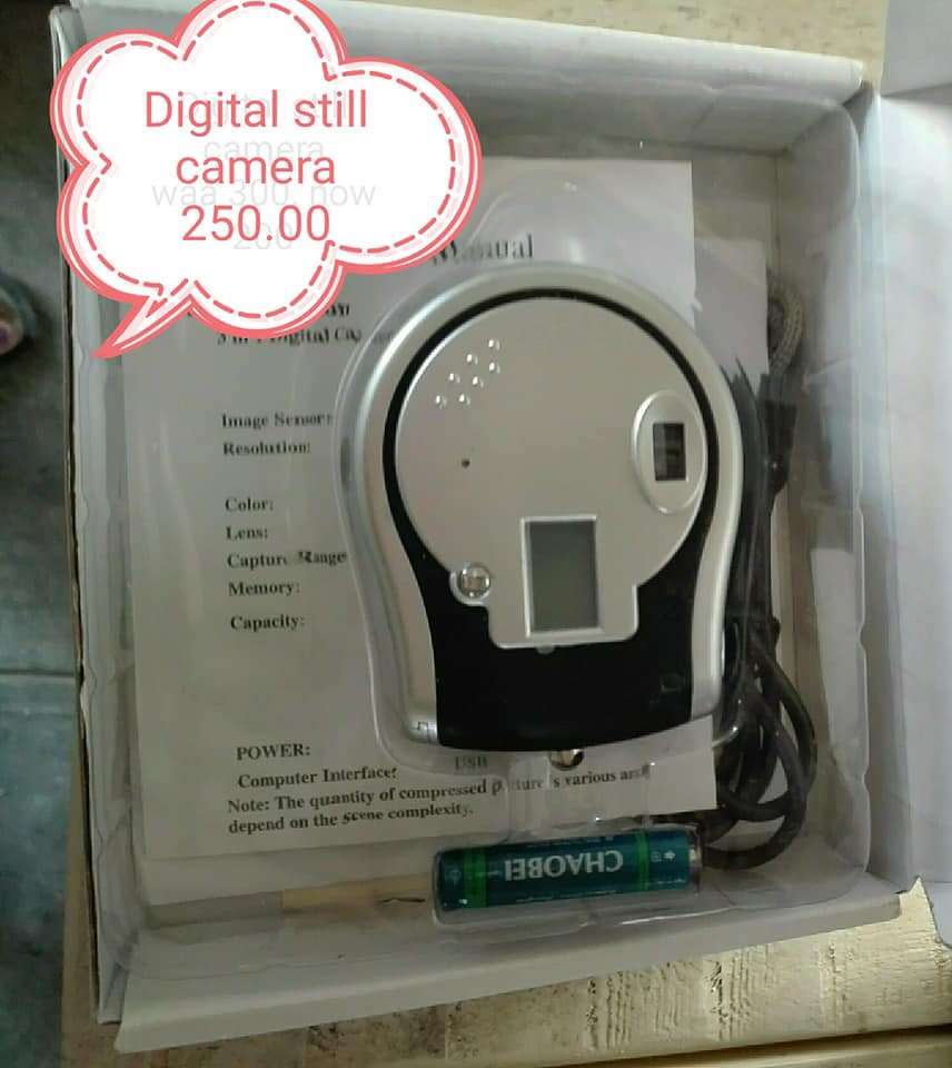 Digital still camera for sale