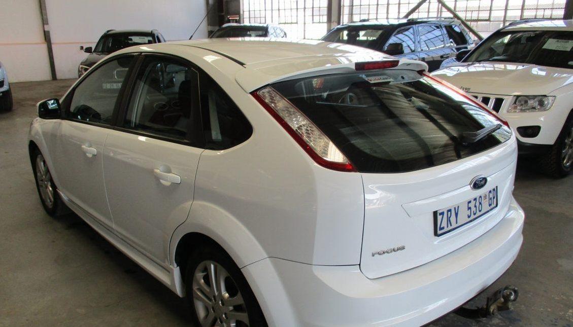 2010 Ford Focus 2.0TDCi 4 door Si