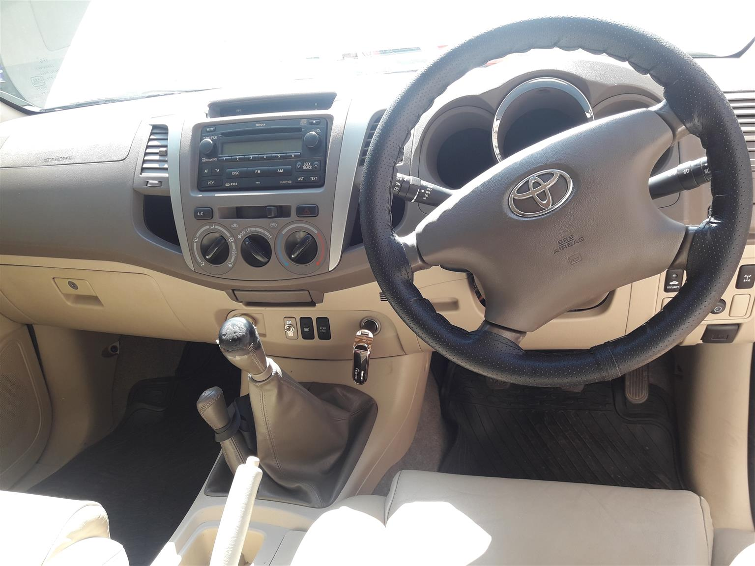 2008 Toyota Fortuner 3.0D 4D 4x4 automatic