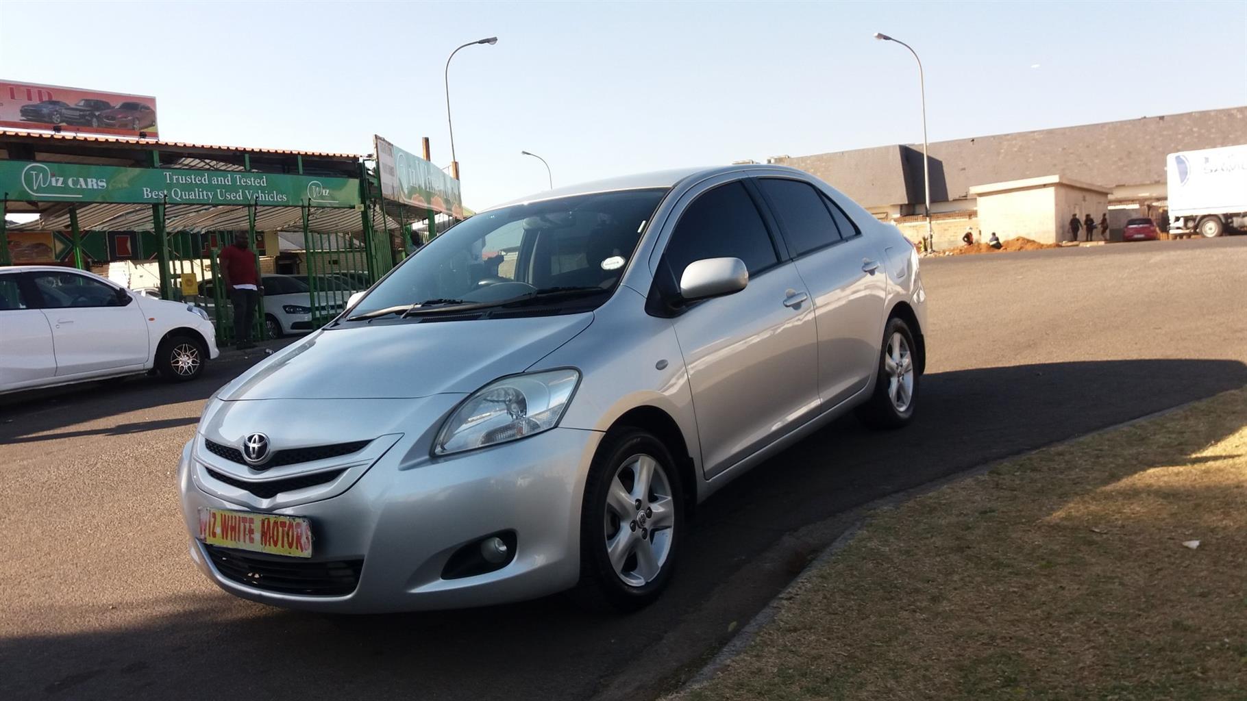 Yaris 2010 Sedan