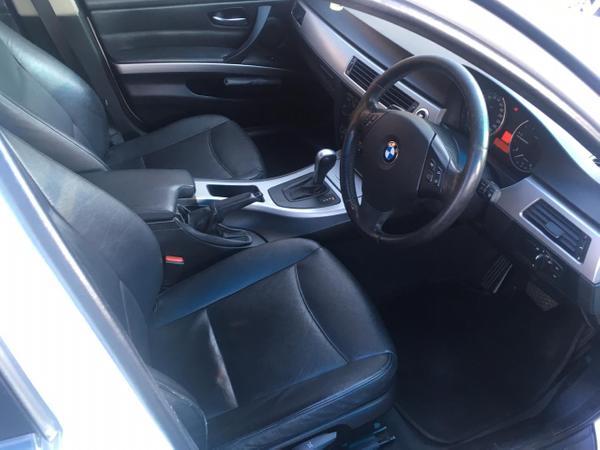 2005 BMW 3 Series 320d auto