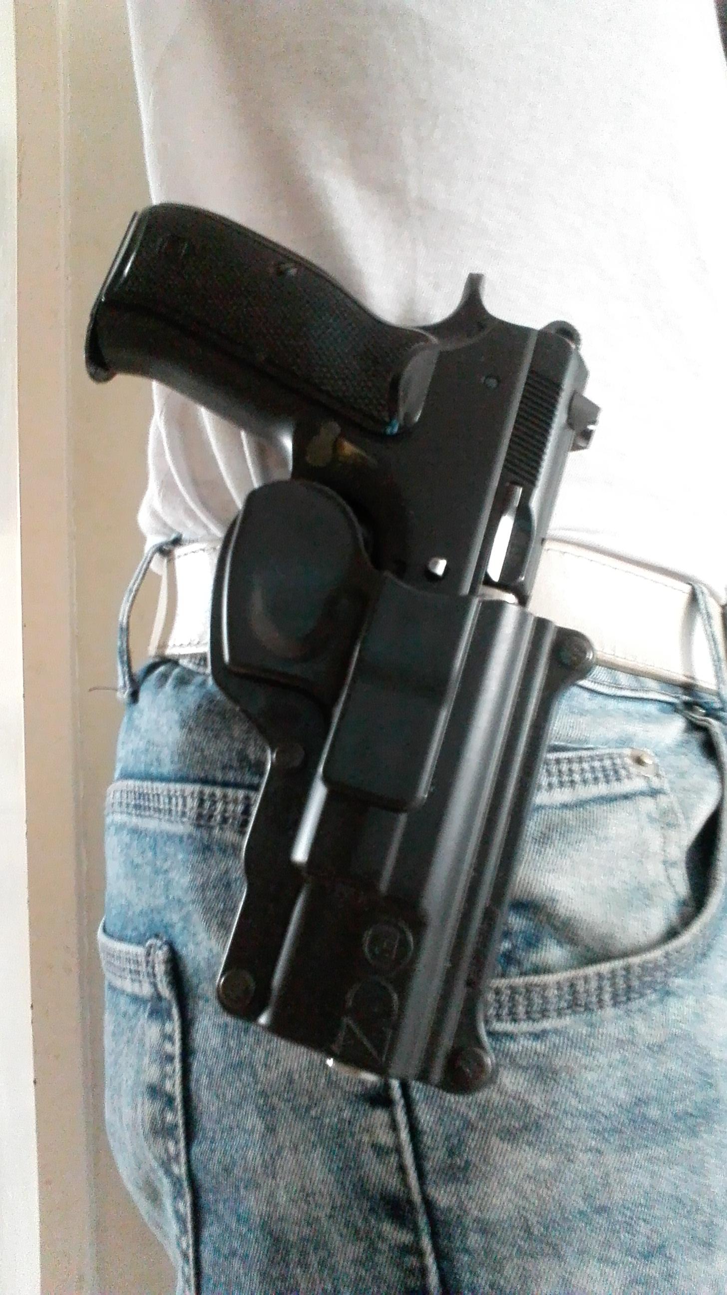 Gun Holsters - CZ 75