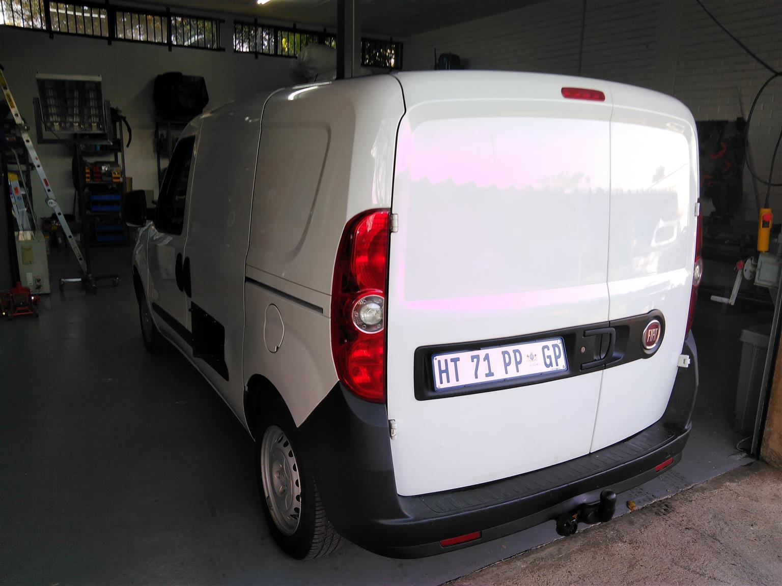 2015 Fiat Doblo Cargo 1.3 Multijet (aircon)