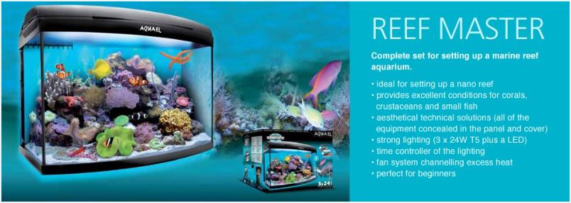 Aquael Reef Master Marine Tank (105L)