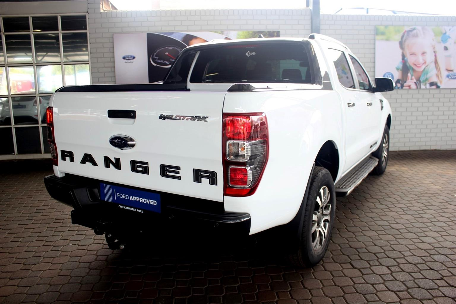 2020 Ford Ranger double cab RANGER 2.0D BI TURBO WILDTRAK A/T P/U D/C