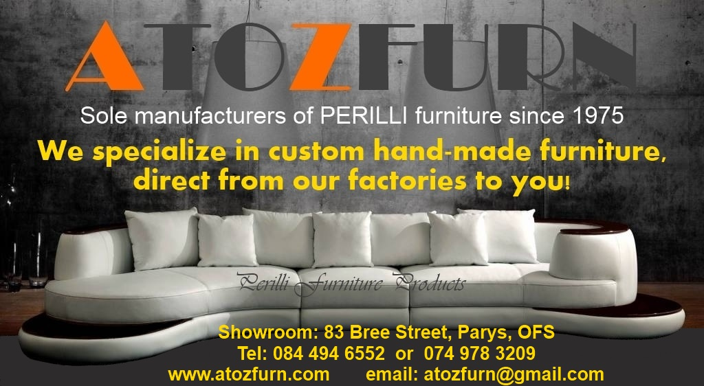 PERILLI NURBURG Lounge Suite on Special - Ends 31 March - R11,999