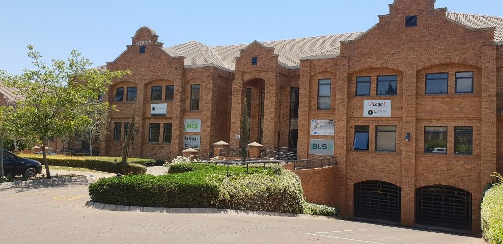 157m Corporate Pretoria East Office
