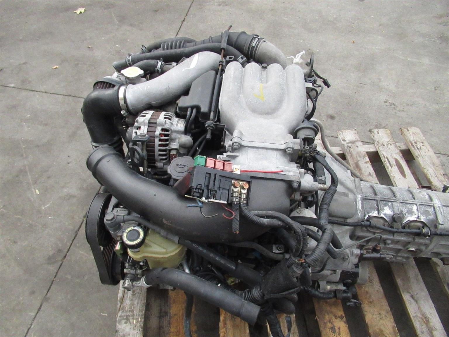 mazda rx7 fd3s 13b-tt twin turbo engine 13btt engine 1 3l rotary motor 13bt