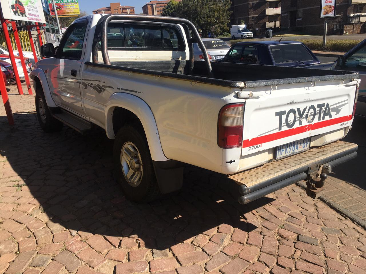 2002 Toyota Hilux 2.7 Raider