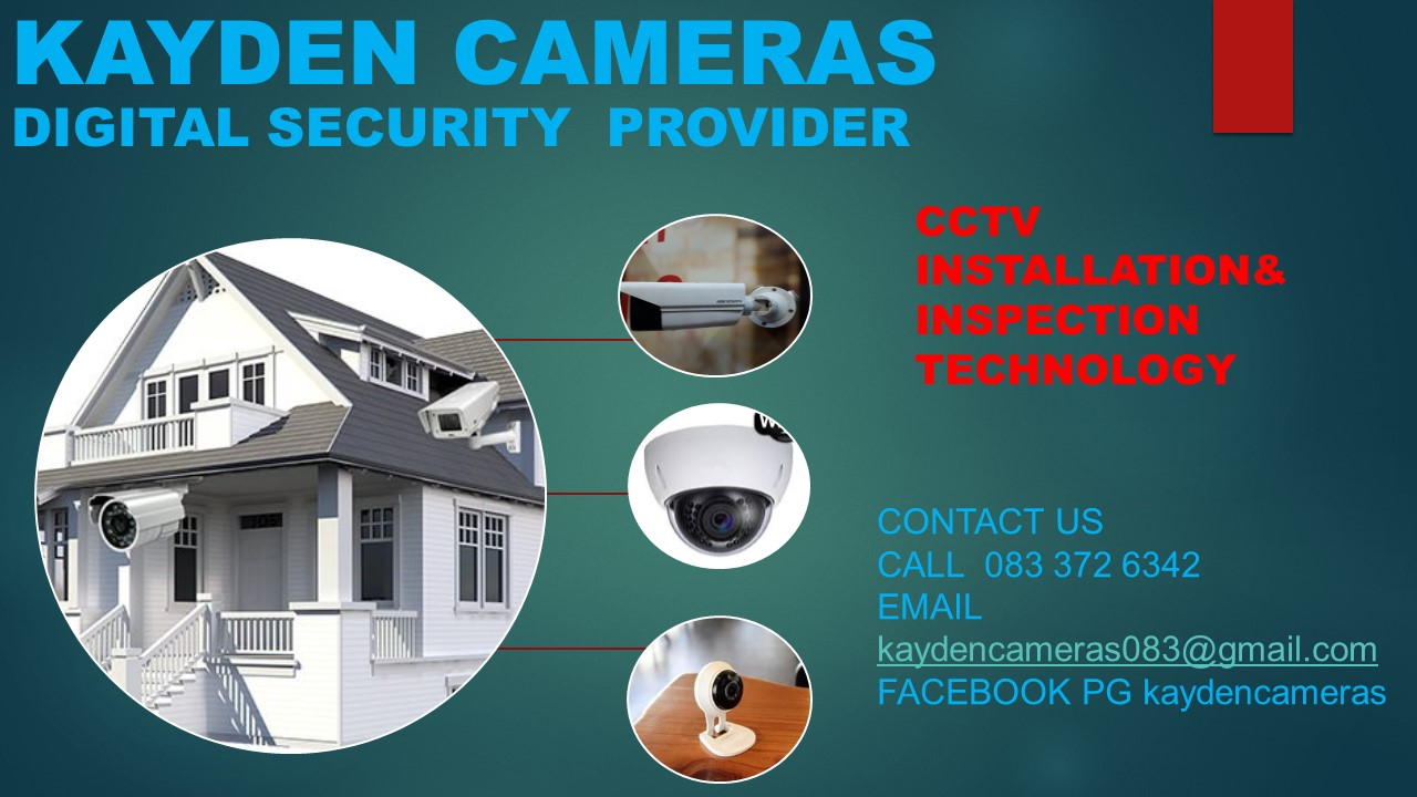 CCTV SECURITY 0833726342 The best security cameras systems and technologies