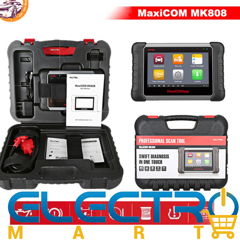 Autel MK808 Global Vehicle Diagnostic Tool *Professional Tool