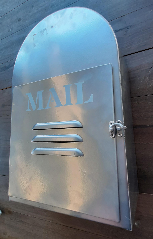 Metal Key & Mail boxes
