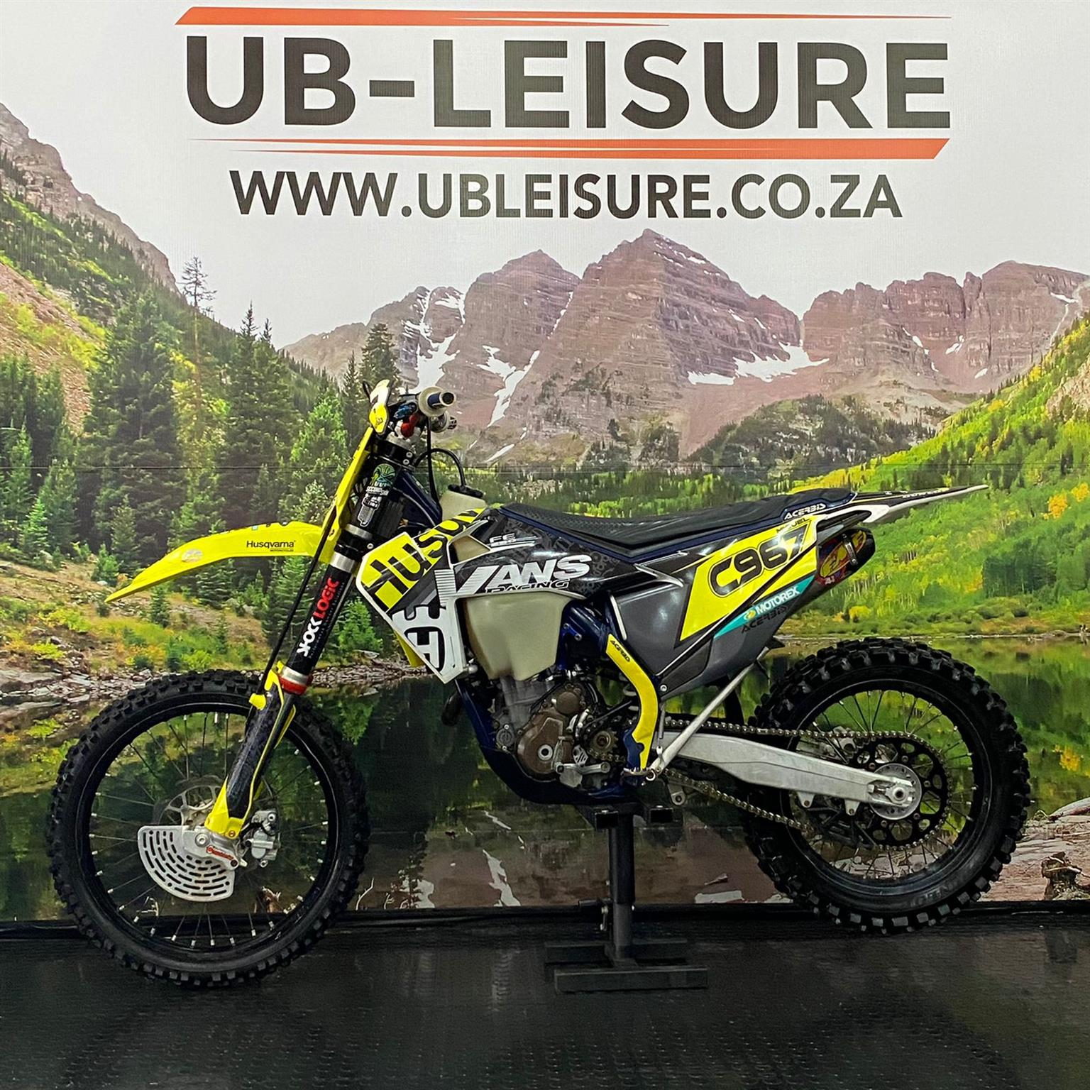 2020 HUSQVARNA FE 250   UB LEISURE
