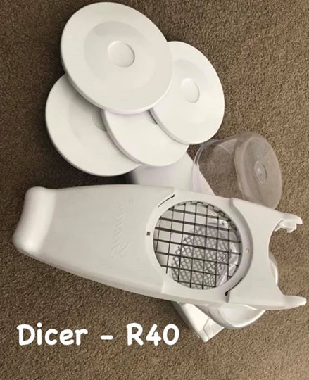White dicer for sale