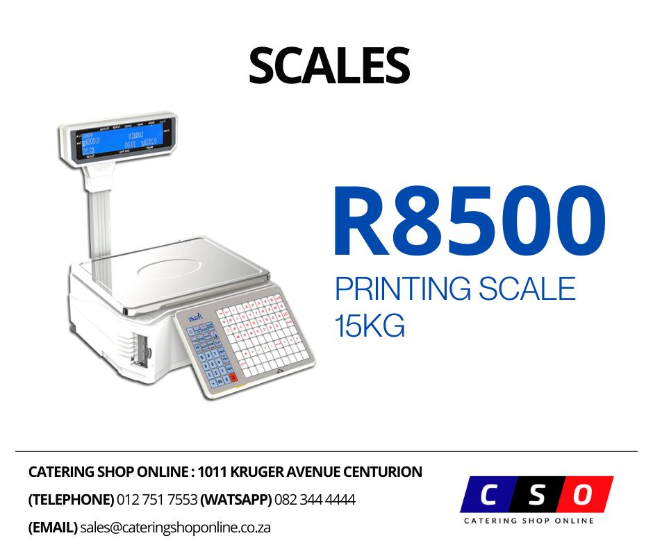 Printing Scale 15kg