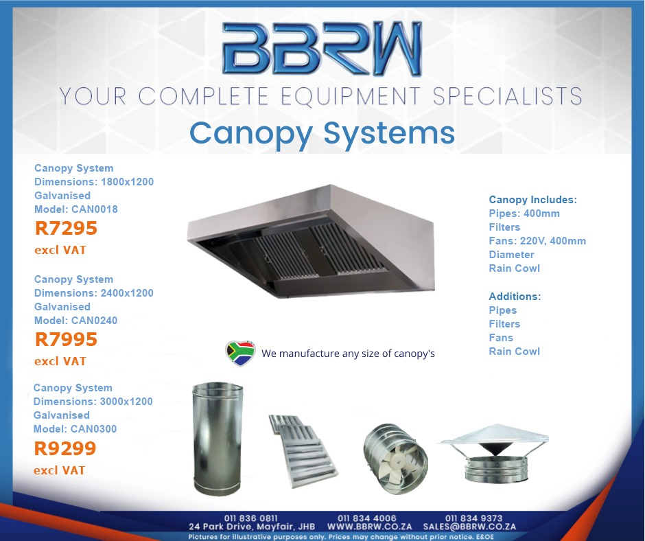 BBRW SPECIAL - Canopy Systems