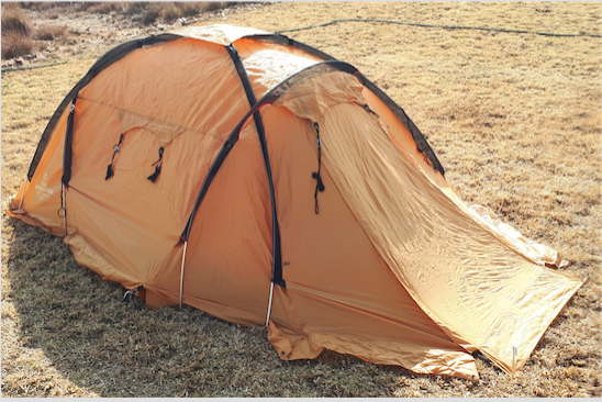 K-WAY K2 EXPEDITION 2-PERSON TENT
