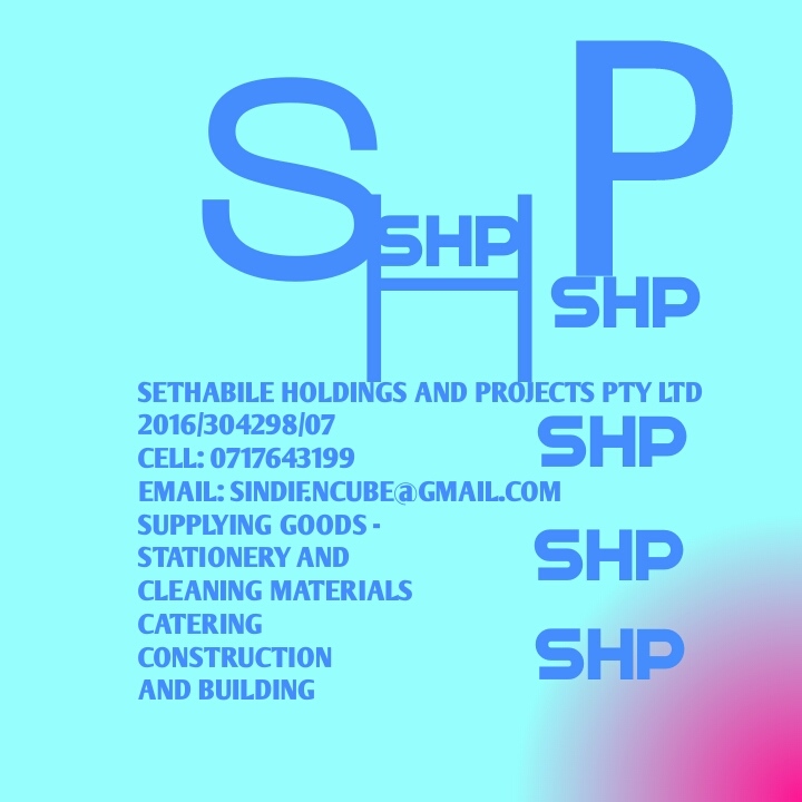 Find Sethabile Holdings and Project's adverts listed on Junk Mail