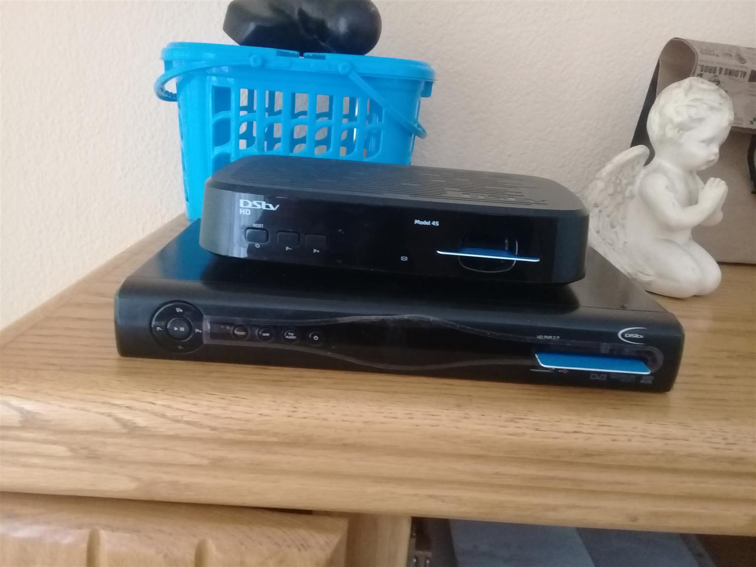 Selling my PVR and DSTV HD Model 45