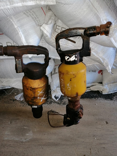 Atlas Copco (air) Jack Hammers and Mining Rock Drills For Sale