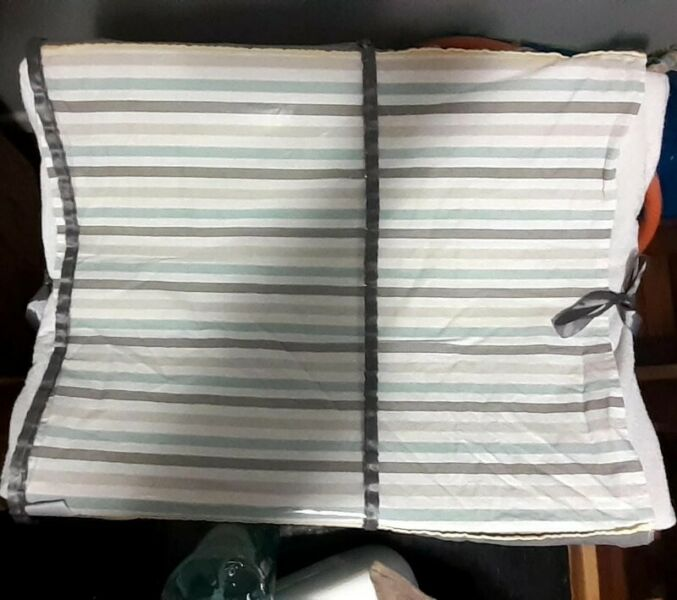 Baby Cot bedding and Changing Mat with cover