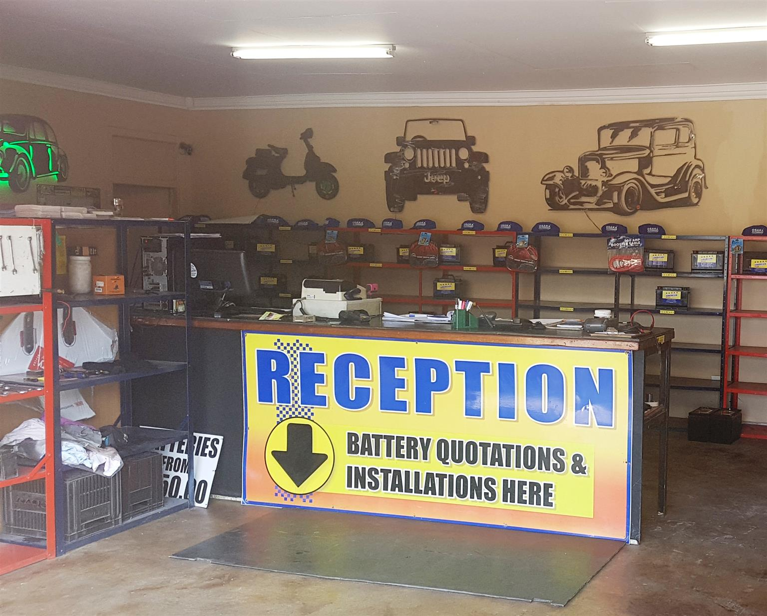 Battery Franchise Business Opportunities
