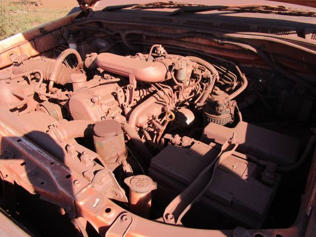 2009 Toyota Hilux 2.5D 4D 4x4 SRX