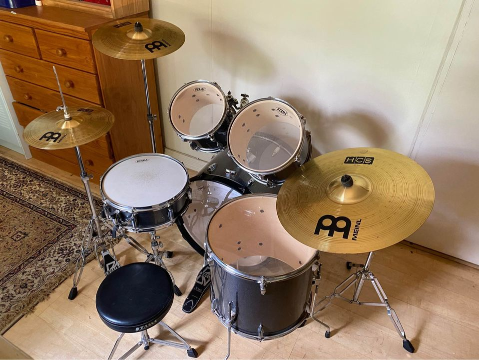 Tams ImperialStar Drum Kit