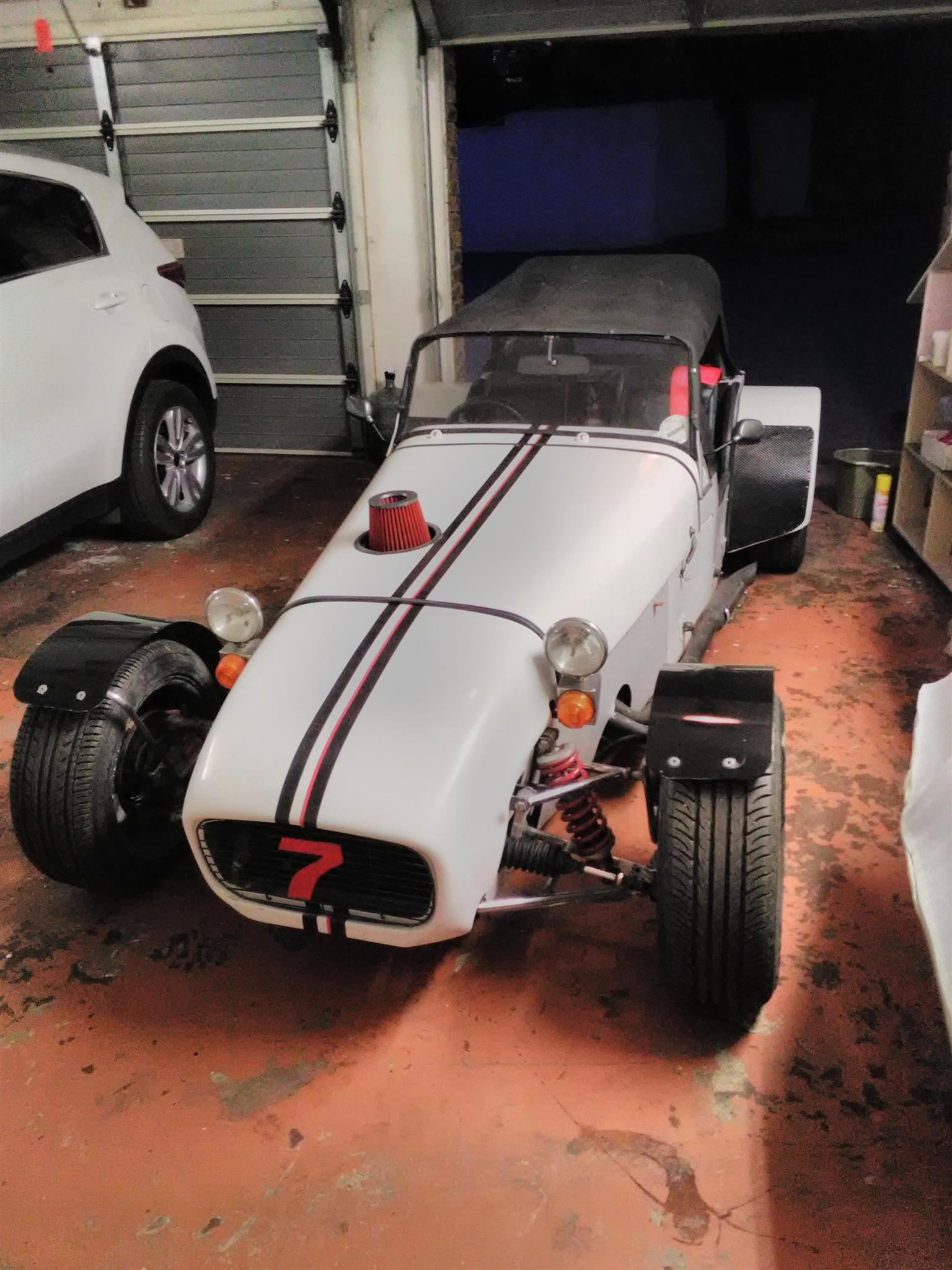 1984 Lotus Seven