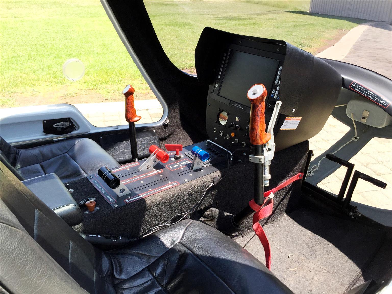 Beautiful ZEN 1 Gyrocopter