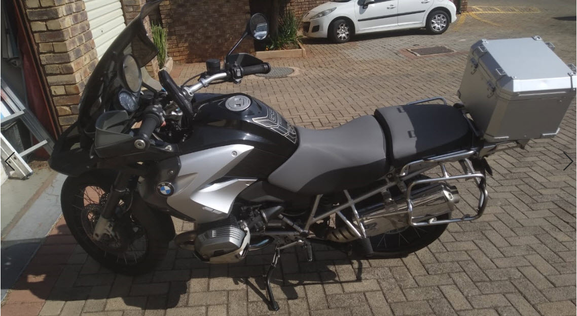 2011 BMW R1200 GS FL