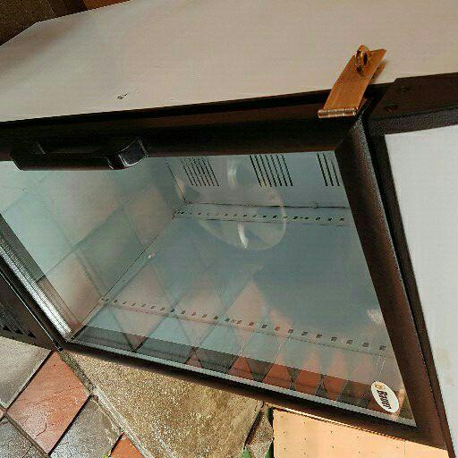 Bauer fridge