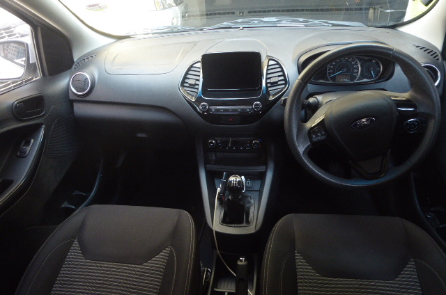 2019 Ford Figo hatch 1.5 Titanium