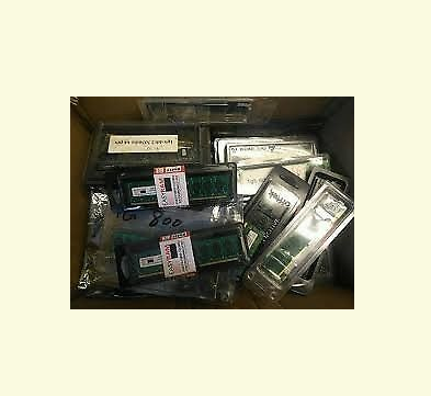 Bulk and retailers laptop/ computer rams of all types for sale