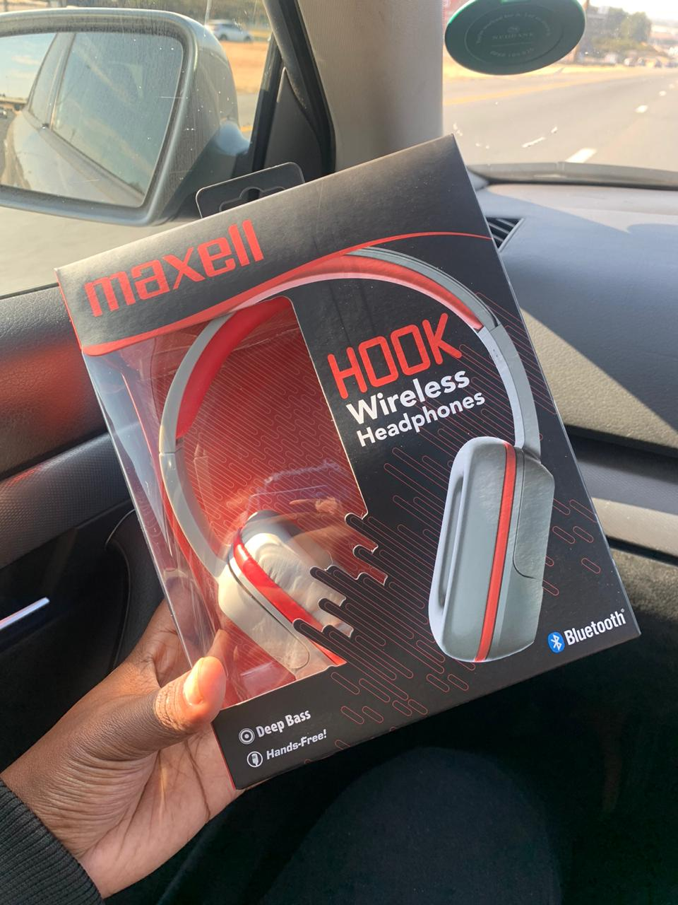 Maxell bluetooth headset
