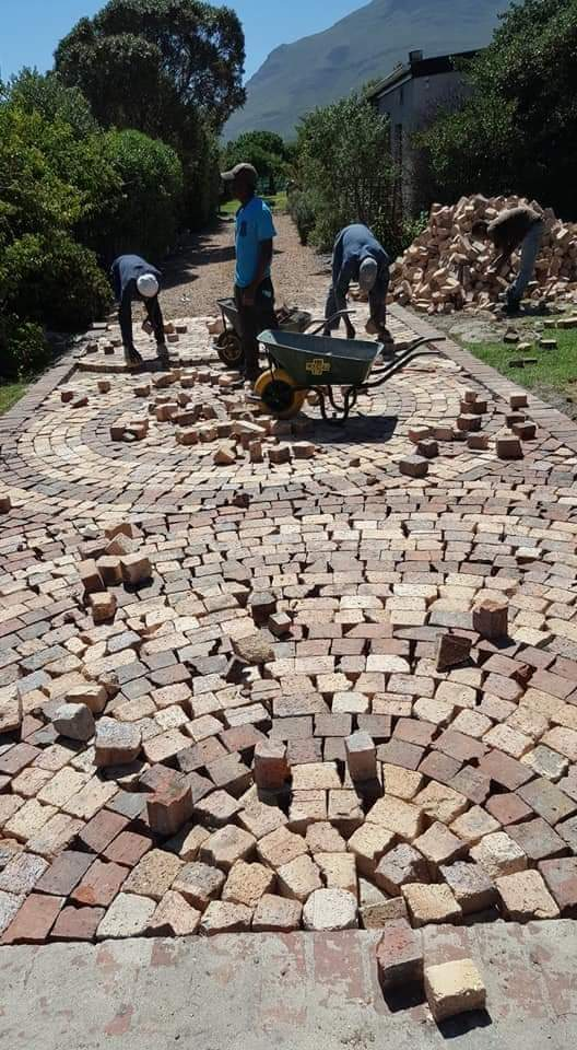 PAVING SUPPLY AND INSTALLATION