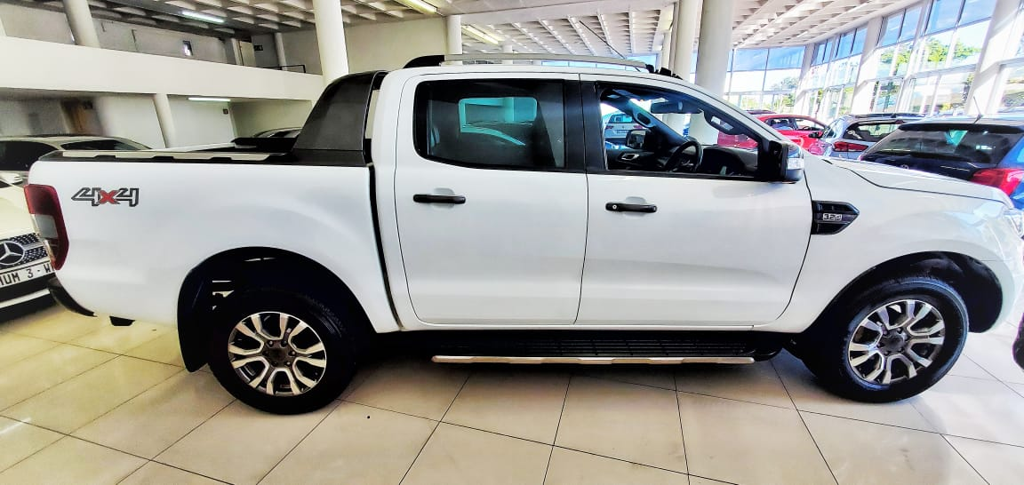 2017 Ford ranger wildtrack 3.2 4x4 a/t