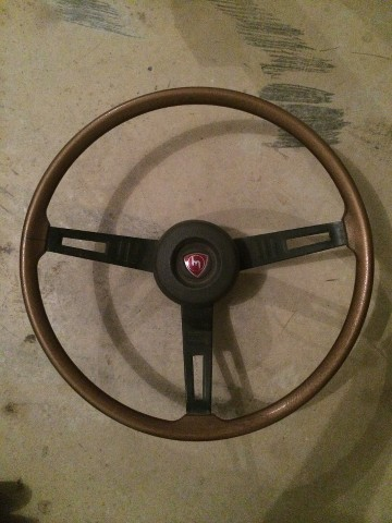 Suspension and Steering Steering Wheels