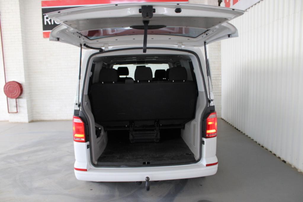 2016 VW T6 KOMBI 2.0 TDI TRENDLINE ,Manual - Diesel -  White